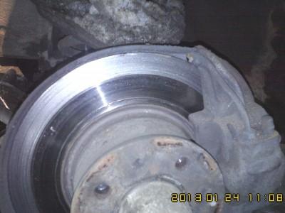 Сломались тормоза на ВАЗ 2107