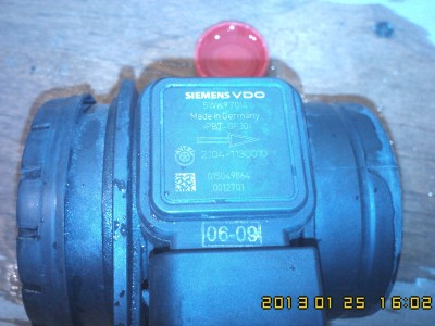 ДМРВ Siemens 5WK9-7014