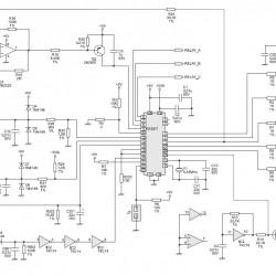 Схема стабилизатор АPC Line-R LE1200I